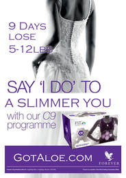 Lose weight fast for wedding or event!